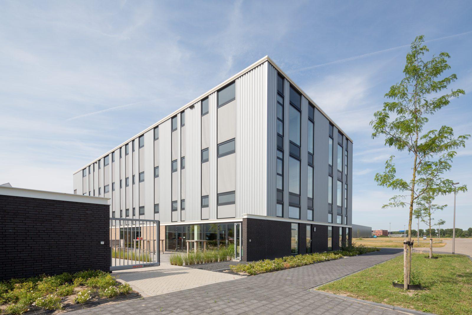 Jeveka kantoor productie Almere