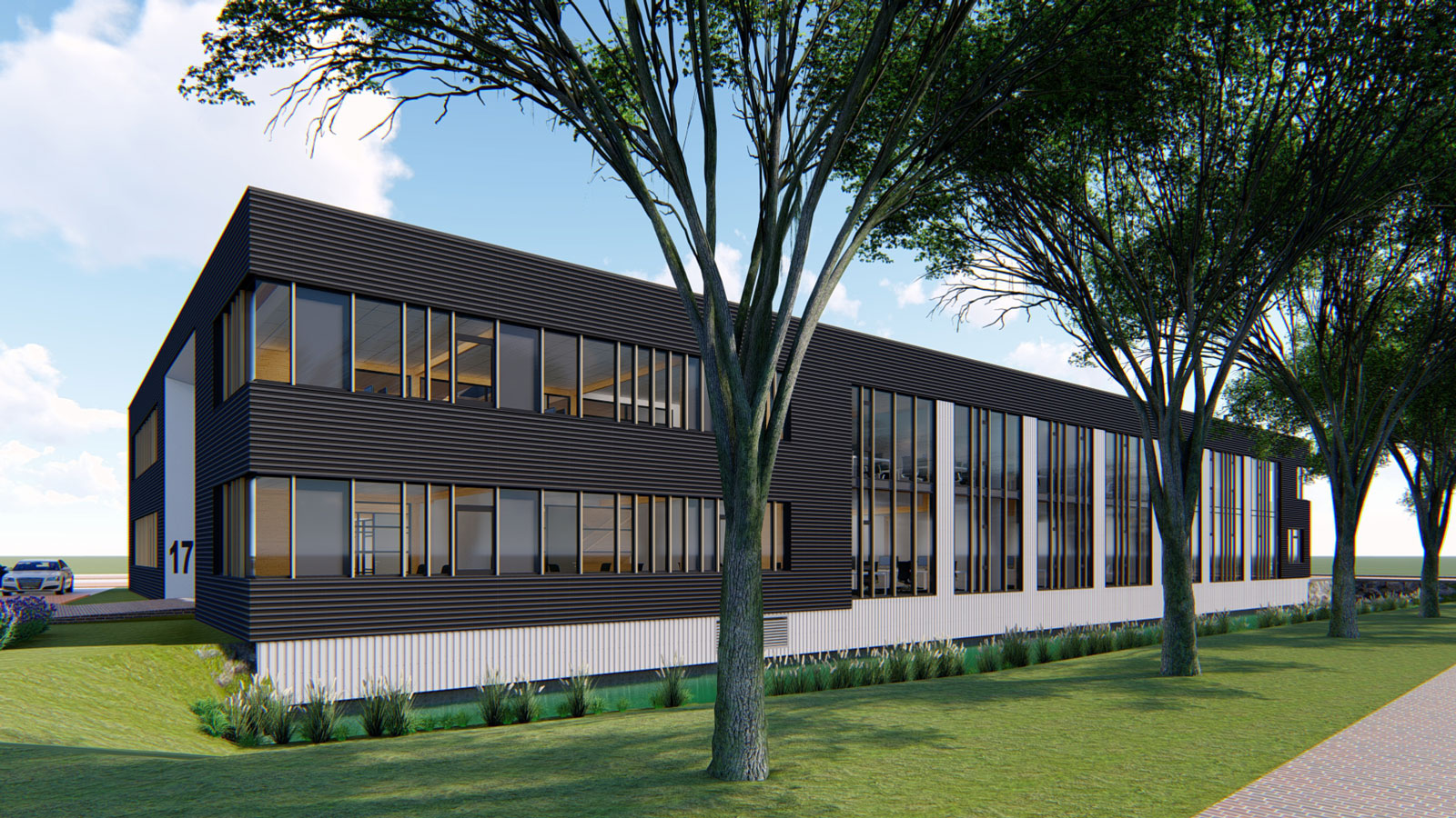 Houten Kantoor_exterieur7_m-architects